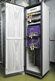 The internet network server Stock Image