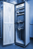 The internet network server Stock Photos