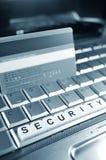internet ochrona Obraz Stock