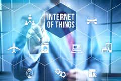 Free Internet Of Things Concept Stock Images - 59899094