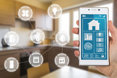 Free Internet Of Things Kitchen Royalty Free Stock Images - 92490479