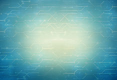 Internet online digital creative background concept Stock Photo