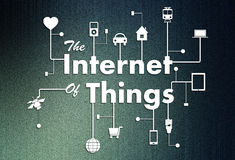 Internet of things concept. The Internet of Things (IoT) is the interconnection of uniquely identifiable embedded computing devices within the existing Internet