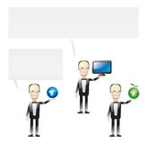 internet prezentacje Fotografia Stock