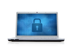 Internet protection Royalty Free Stock Image