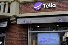 INTERNET PROVIDER DEL TELIO Fotografie Stock