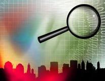Internet-Recherche Lizenzfreie Stockbilder