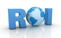 Internet ROI Stock Images