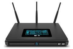 Internet-router Royalty-vrije Stock Afbeeldingen