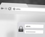 Internet Safety Stock Images