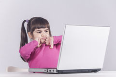 Internet safety concept Royalty Free Stock Photo