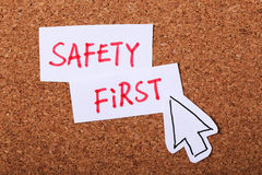 Internet Safety Concept Stock Photo