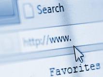 Internet search Stock Photo