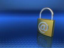 Internet security Royalty Free Stock Photography