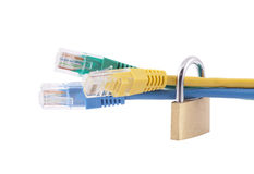 Internet security Stock Photos