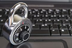 Internet Security 5 Royalty Free Stock Image