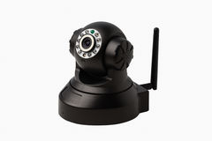 Internet Security Camera Royalty Free Stock Photography