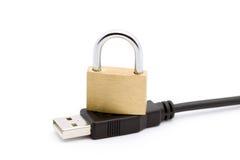 Internet security concept Royalty Free Stock Photos