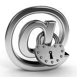 Internet security concept. Stock Image