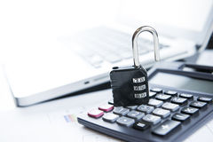 Internet Security Imagery Royalty Free Stock Photo