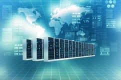 Internet-Server Stockbild