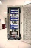Internet-Service Provider-Ausrüstung Lizenzfreie Stockfotos