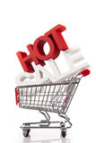 Internet Shoping concept Royalty Free Stock Image