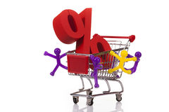 Internet Shoping concept Royalty Free Stock Photo