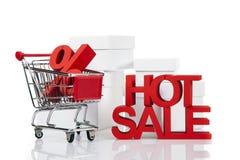 Internet Shoping concept Stock Photo