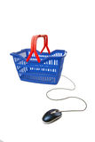 Internet shopping Stock Photography