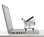 Internet shopping Royalty Free Stock Images