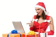 Internet Shopping Royalty Free Stock Image