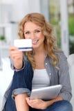 Internet shopping Stock Photo
