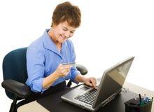 Internet Shopping Royalty Free Stock Photo