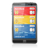 Internet Shopping and Electronic Payments Concept Royalty Free Stock Photography
