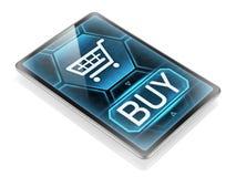 Internet shopping stock photography