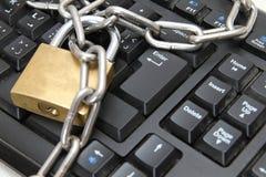 Internet-Sicherheit stockfotos