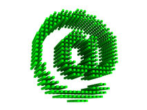Internet sign Stock Image
