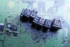 Internet, Social media & Blog website design icon Stock Photo