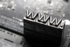 Internet, Social media & Blog website design icon.  Stock Images