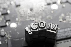 Internet, Social media & Blog website design icon Royalty Free Stock Images