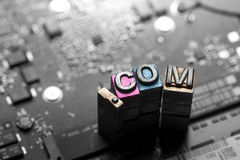 Internet, Social media & Blog website design icon. SONY A7 Royalty Free Stock Photo