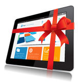 Internet Tablet Royalty Free Stock Images