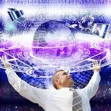 internet technologia Zdjęcie Stock