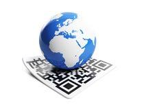 Internet technology Stock Image