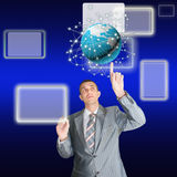 Internet technology Stock Photos