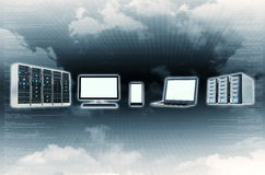 Internet Technology Equipment Royalty Free Stock Photography