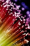 Internet technology fiber optic background Royalty Free Stock Image