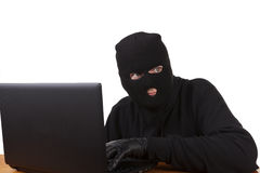 Internet Theft Stock Images