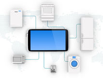 Internet of Things Concept Stock Images
